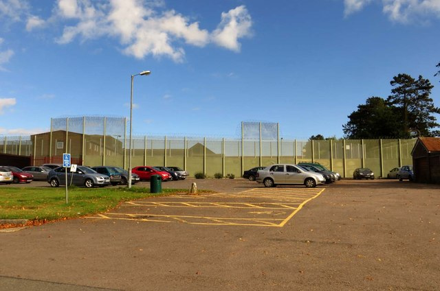 HMP Huntercombe near Nuffield
