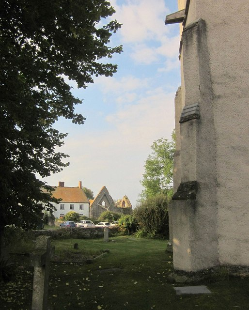 Church and chantry, Kilve