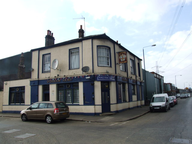 Durham Arms, Canning Town