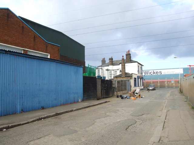 Wharf Street, Canning Town