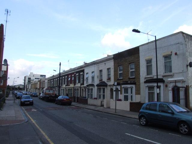 Portree Street, Blackwall