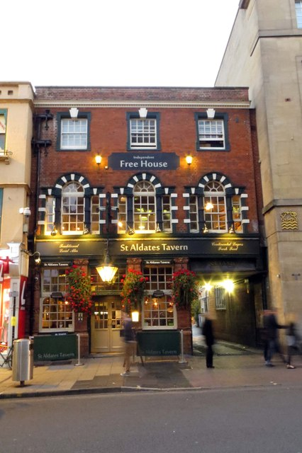 St Aldates Tavern in Oxford