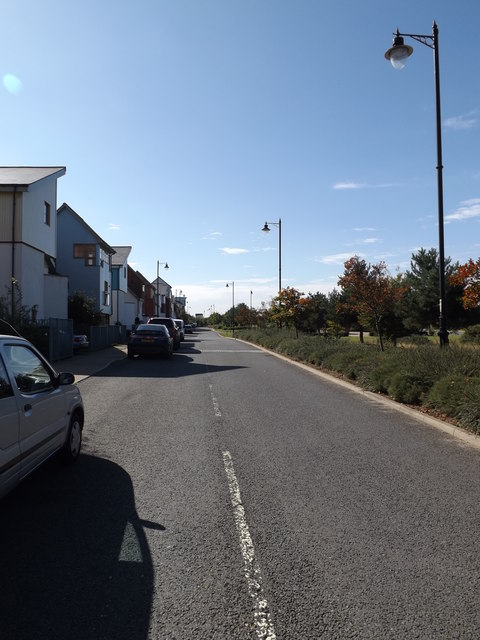 Downham Boulevard, Ravenswood, Ipswich
