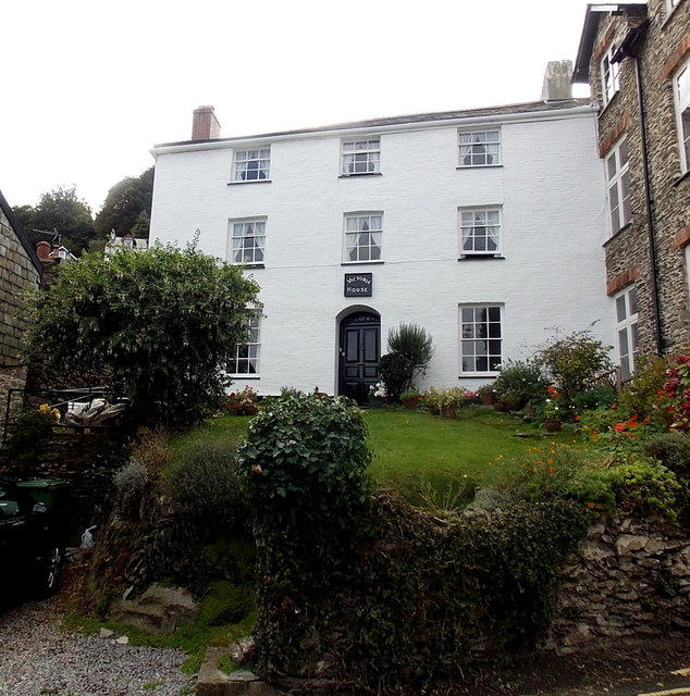 Victoria House, Lynton