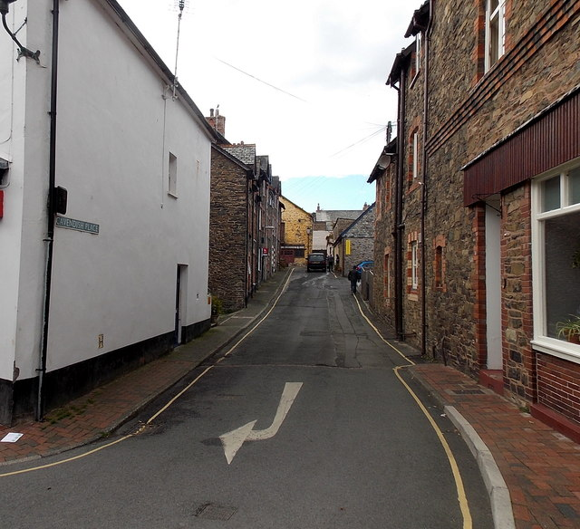 Cavendish Place, Lynton