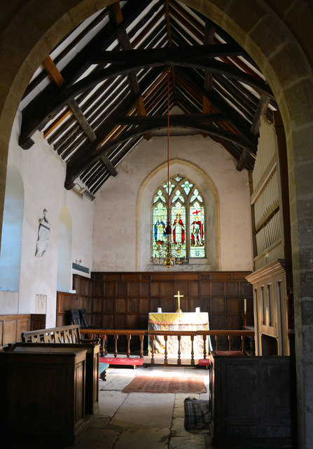 St Kenelm, Sapperton
