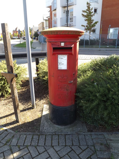 Ravenswood Avenue Postbox