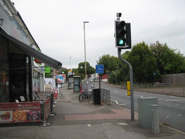 North east on Gloucester Road-Cheltenham, Glos