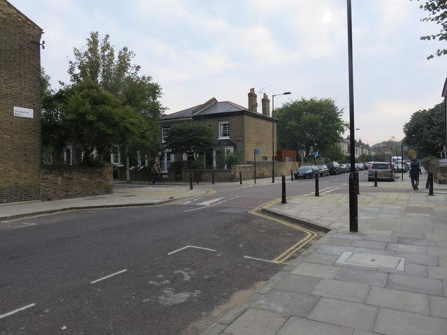 Middleton Road Crossroads