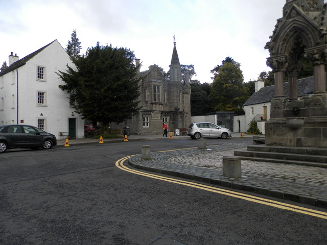 The Square, Dunkeld