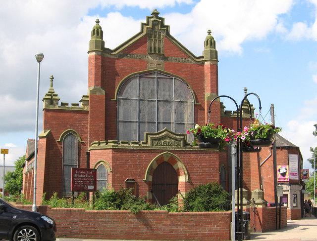 South Elmsall - Barnsley Road Methodist Church