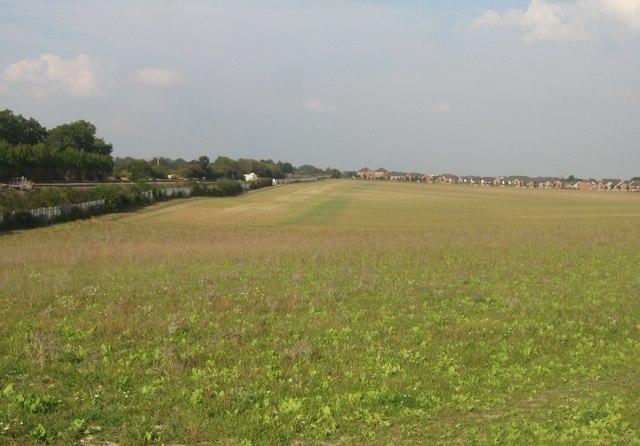 Giddings Field (106 acres) - post harvest 2014