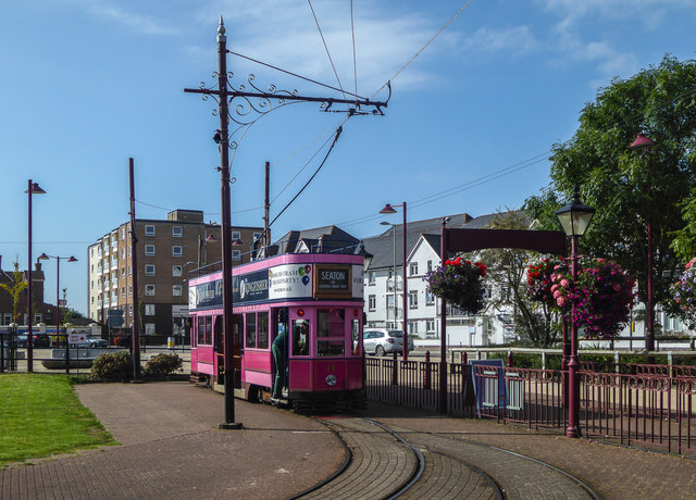 Seaton Tramway, Seaton, Devon