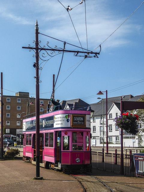 Seaton Tramway, Seaton, Devon