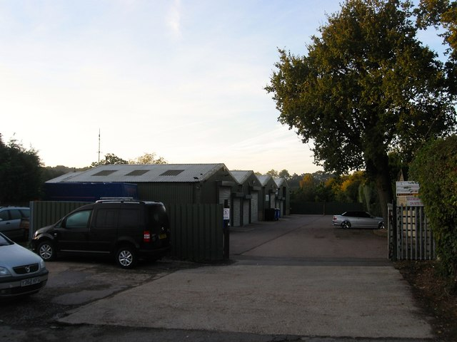 Crosspost Industrial Estate, Crosspost