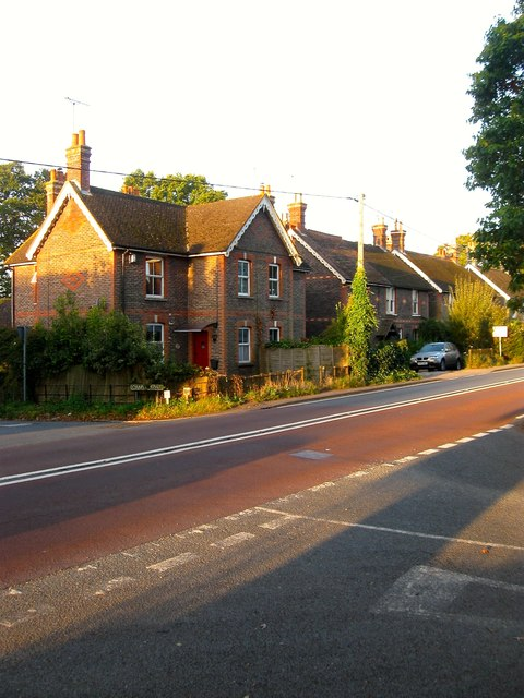 Diamond Cottages, Cowfold Road, Crosspost
