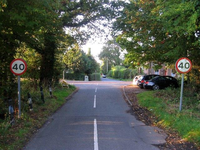 Site of Crosspost Gate, Crosspost