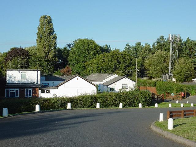 The Veterinary Hospital in Penkridge, Staffordshire