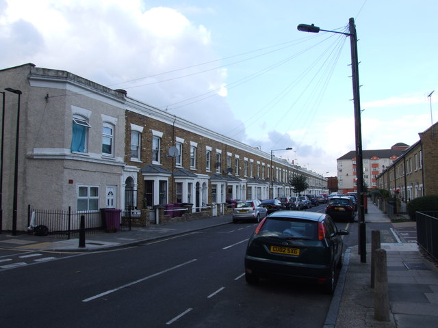 Oban Street, Blackwall