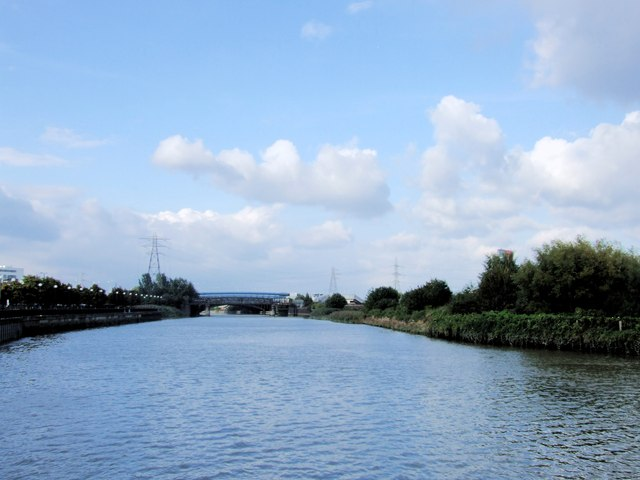 Bow Creek, River Lea