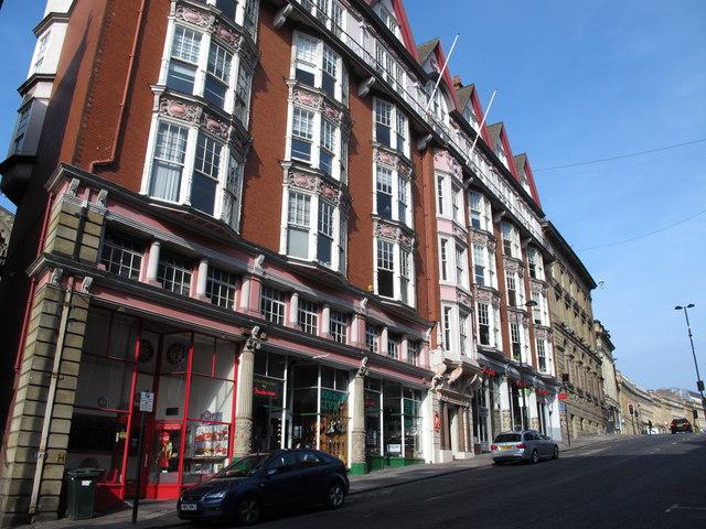 Dean Street, NE1