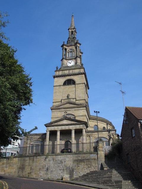 All Saints Church, Pilgrim Street (2)