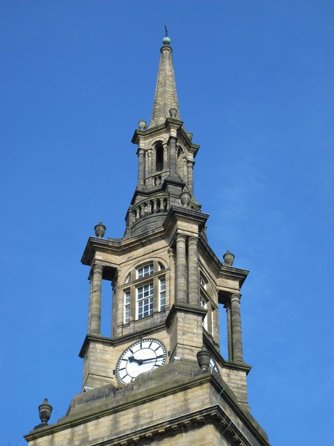All Saints Church, Pilgrim Street - top of spire