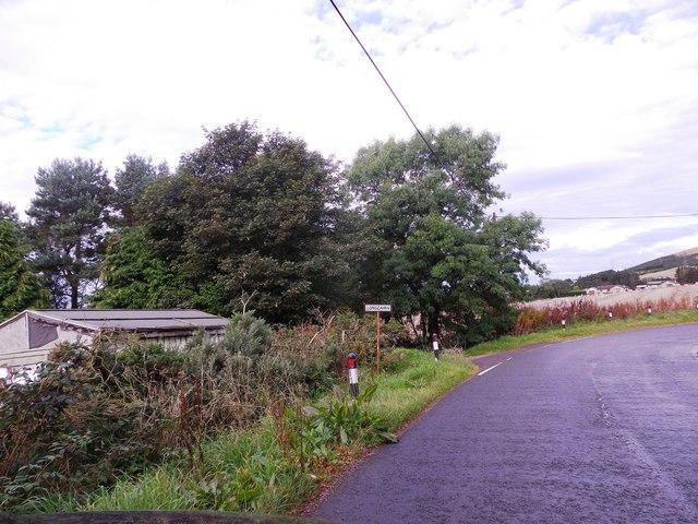 Access to Longcairn Farm