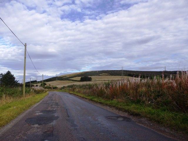 Approaching Borrowstone