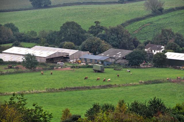 Mid Devon : Raddon Barton