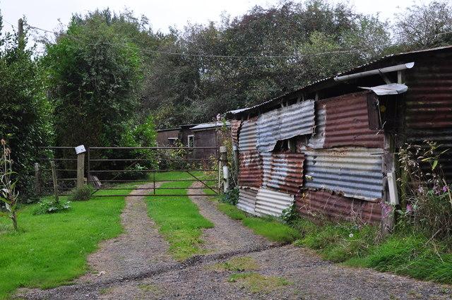 Mid Devon : Raddon Hill Farm