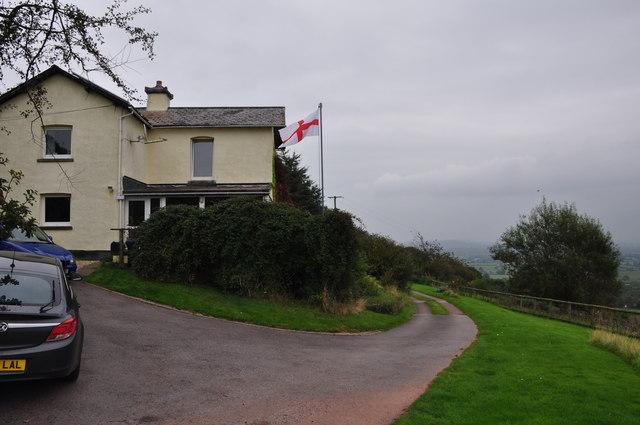 Mid Devon : Raddon HIll Lodge