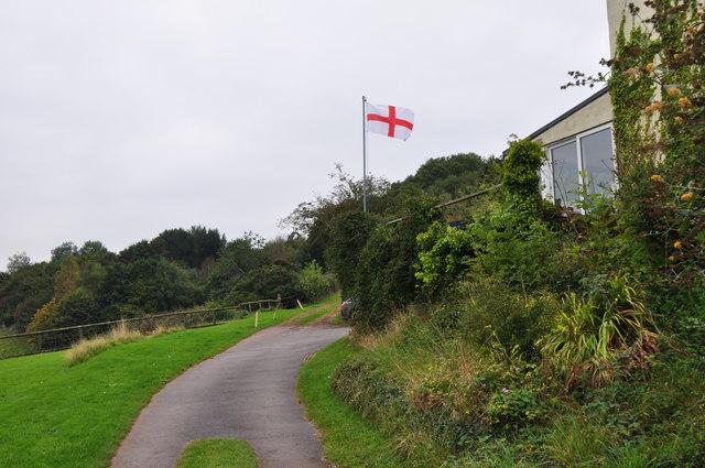 Mid Devon : Driveway