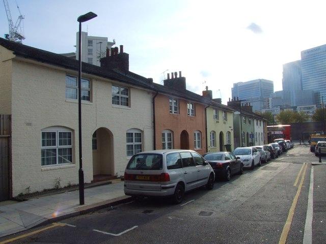 St. Lawrence Street, Blackwall