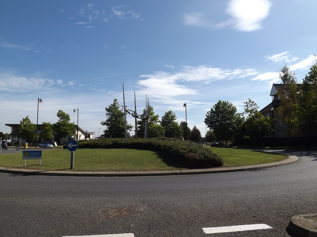 Ravenswood Roundabout & Formation (2003) Sculpture