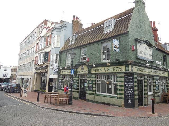 The Victory, Brighton