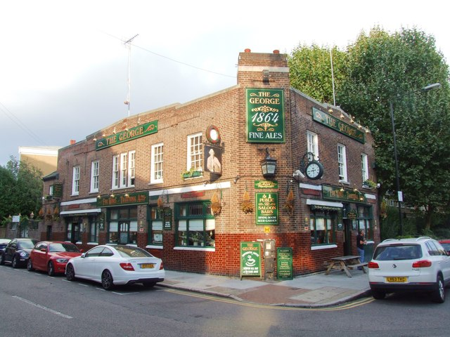 The George, Cubitt Town