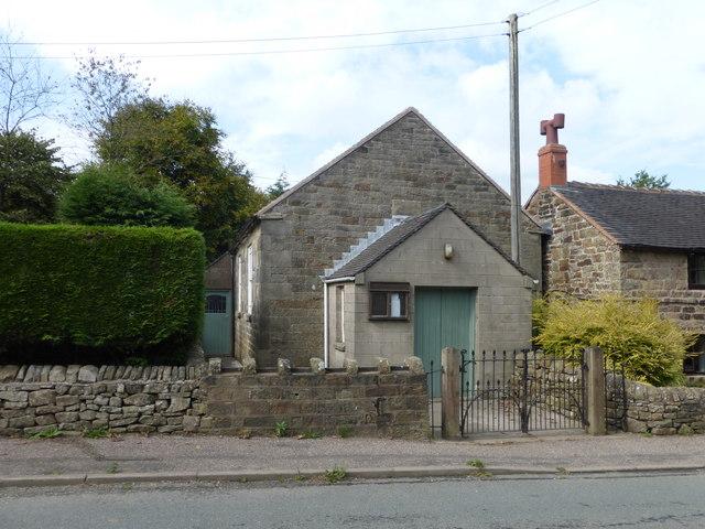 Onecote Primitive Methodist Chapel