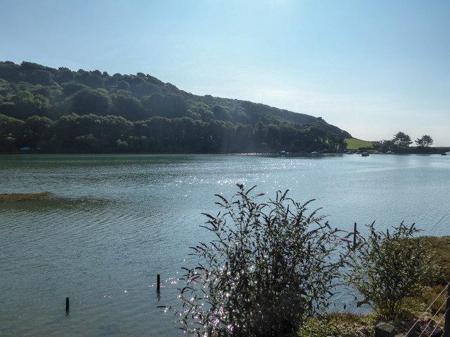 Axe Estuary Nature Reserve, Devon