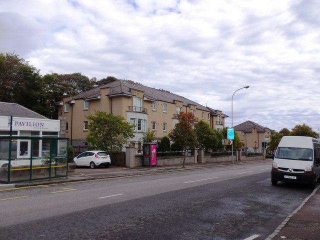 Flats on Queen's Road