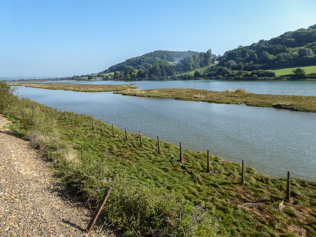 Axmouth Marsh, Devon