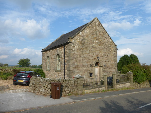 Warslow Primitive Methodist Chapel