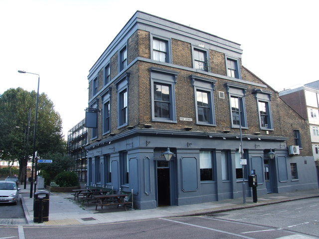 The Pier Tavern, Cubitt Town