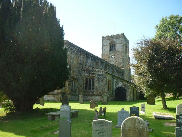 St Michael the Archangel, Kirkby Malham