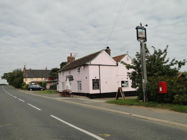 The Plough at Sutton