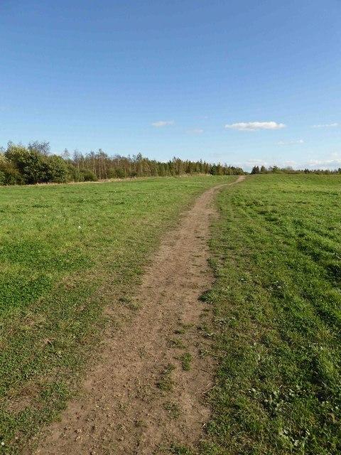 Footpath to Carr Head Lane, Bolton on Dearne