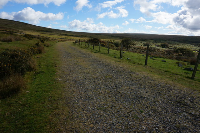 Part of the Dartmoor Way