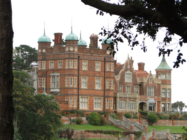 Bawdsey Manor, the birthplace of Radar