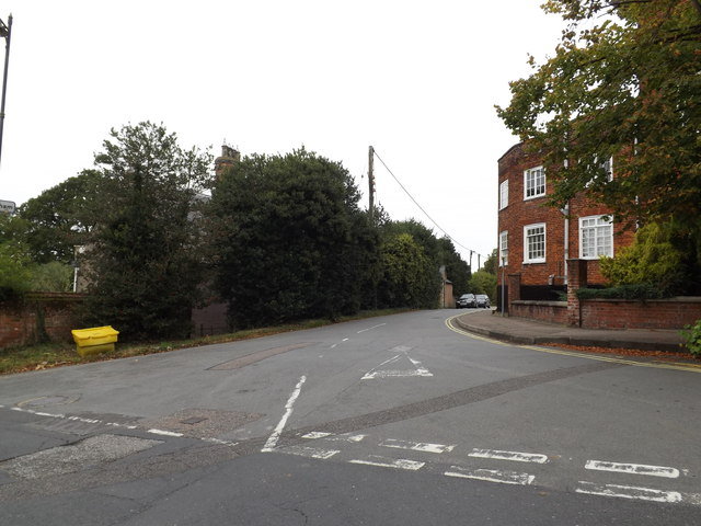 Outney Road, Bungay