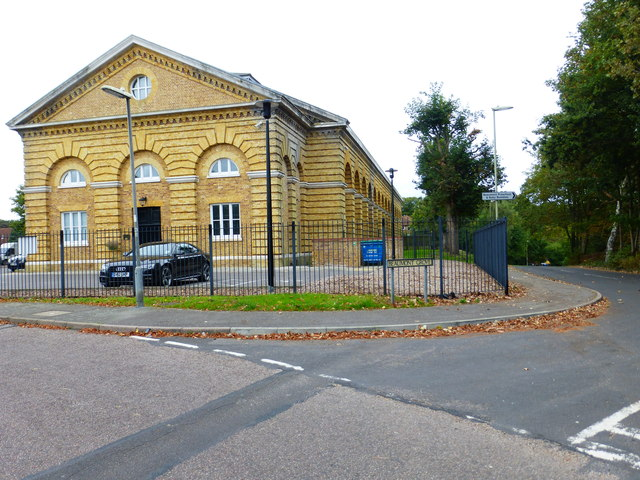 Beaumont House on Auchinleck Way